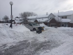 Winter Snow and Ice Removal